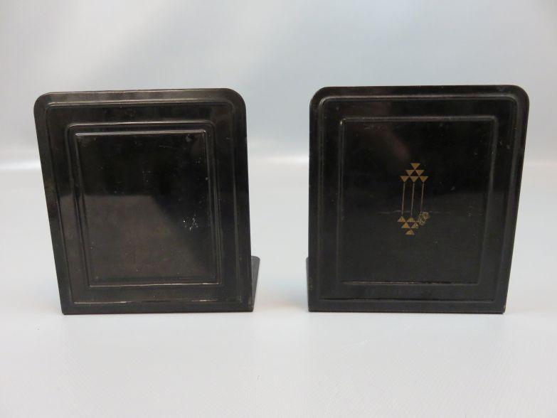 2 Metall Buchst Tzen Bauhaus Artdeco Wohl Marianne Brandt