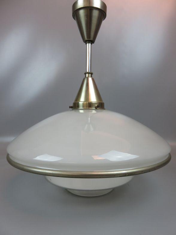 Original Artdeco Bauhaus Sistrah Lampe Deckenleuchte