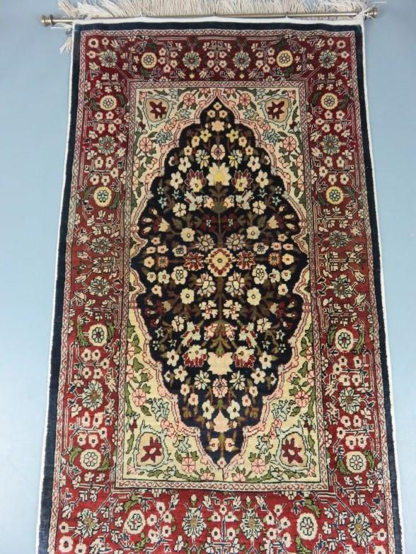 Türkische Hereke Teppich aus Seide  eBay