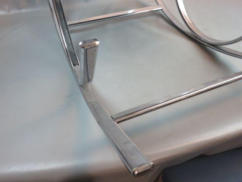 70er jahre space age schaukelstuhl rocking chair ebay for Schaukelstuhl 70er jahre