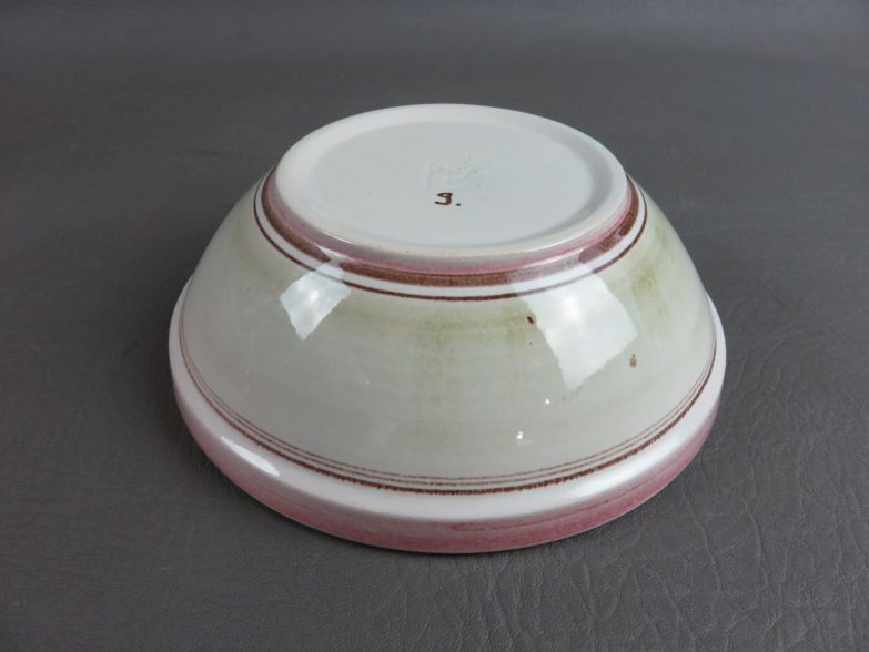 paar hedwig bollhagen hb keramik obstschale sch ssel am. Black Bedroom Furniture Sets. Home Design Ideas