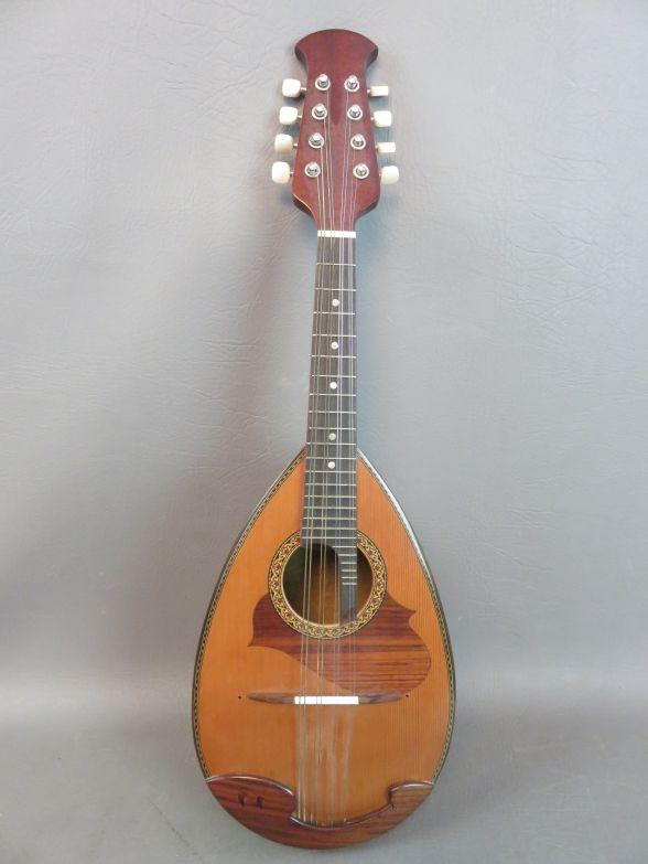 Suzuki Violin Co Mandolin
